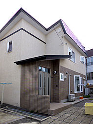 [一戸建] 北海道小樽市奥沢4丁目 の賃貸【北海道 / 小樽市】の外観