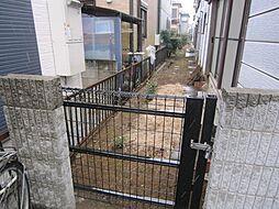 コーポ東[1階]の外観