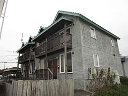 [タウンハウス] 北海道札幌市東区中沼西二条2丁目 の賃貸【/】の外観