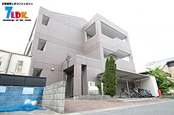 WING HOUSE[2階]の外観