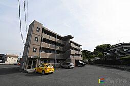 パークマンション山浦[1階]の外観