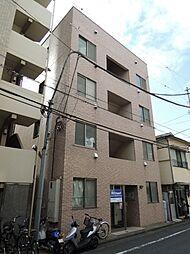 東京都八王子市南町の賃貸アパートの外観