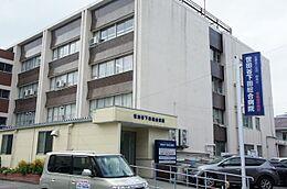 世田谷下田総合病院(630m)