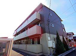 ラ カンパネラ A棟[1階]の外観