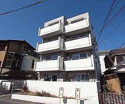 京都府京都市西京区嵐山中尾下町の賃貸マンションの外観