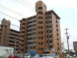 グリーンパークツルハ[4階]の外観