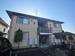 京成本線 京成成田駅 バス26分 旧平下車 徒歩9分の賃貸アパート