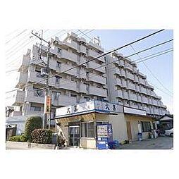 埼玉県熊谷市銀座6丁目の賃貸マンションの外観