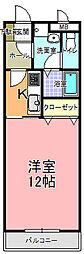 COCOONS−Design[502号室]の間取り