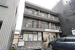 広島県広島市安佐南区上安2丁目の賃貸マンションの外観