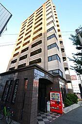 福岡県北九州市小倉北区板櫃町の賃貸マンションの外観