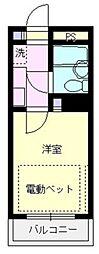 エマーユ戸田公園II[207号室号室]の間取り