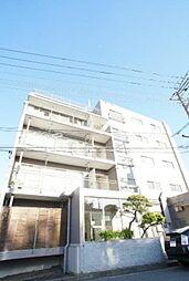 神奈川県横浜市鶴見区下末吉5丁目の賃貸マンションの外観