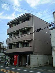 スカイコート蒲田[3階]の外観