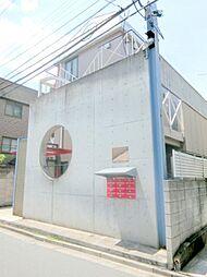 東京都新宿区神楽坂6丁目の賃貸マンションの外観