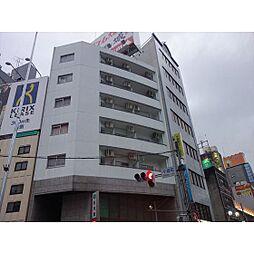 愛知県名古屋市中区新栄町3丁目の賃貸マンションの外観