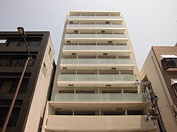 大阪府大阪市浪速区敷津東3丁目の賃貸マンションの外観