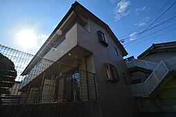 コーポ社台[1階]の外観