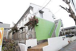愛知県名古屋市天白区原5丁目の賃貸アパートの外観