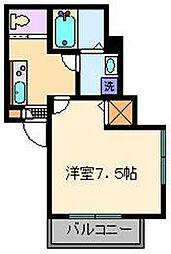 Ogura Studio[301号室]の間取り