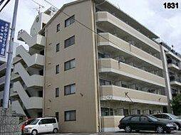 オクトワール松山土居田西館[208 号室号室]の外観