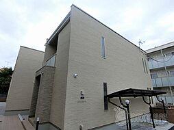 多摩都市モノレール 上北台駅 徒歩5分の賃貸アパート