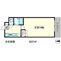 第1みやぎビル[4階]の間取り