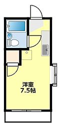 新豊田駅 3.5万円