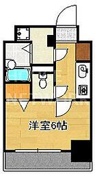 ライオンズマンション京都河原町第3[310号室号室]の間取り