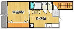 [一戸建] 京都府京都市左京区一乗寺下リ松町 の賃貸【/】の間取り