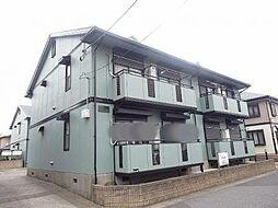 エクレール五井西 A[1階]の外観