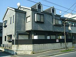 ポケットハウス[1階]の外観