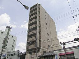京都府京都市上京区百万遍町の賃貸マンションの外観