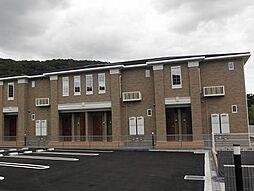 兵庫県赤穂市尾崎の賃貸アパートの外観