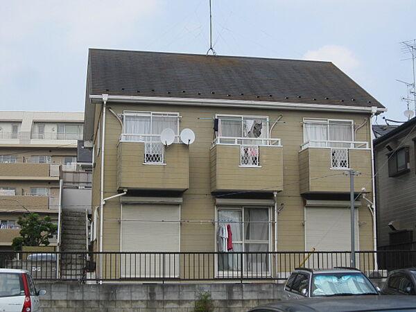 千葉県船橋市前原東3丁目の賃貸アパート
