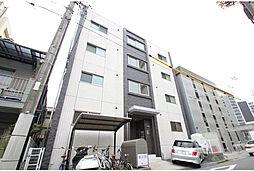 広島県広島市中区白島北町の賃貸マンションの外観