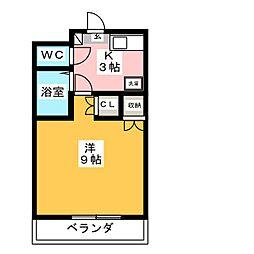 PAL−81[2階]の間取り