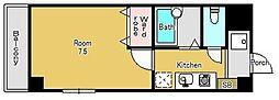 Prior ZEN〜プリオールゼン〜[4階]の間取り
