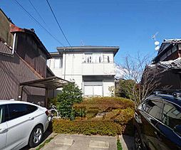 京都府京都市北区寺町通鞍馬口上る上善寺門前町の賃貸アパートの外観