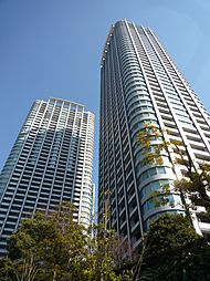 東京ツインパークス レフトウィング[3階]の外観