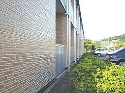 レオパレスエアリーコート[108号室]の外観