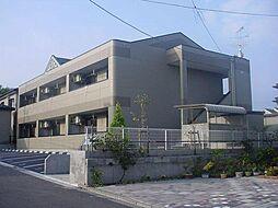 青森県八戸市南白山台3丁目の賃貸アパートの外観