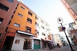 岡山県岡山市北区表町1丁目の賃貸マンションの外観