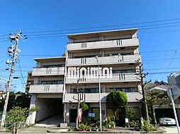 愛知県名古屋市名東区つつじが丘の賃貸マンションの外観
