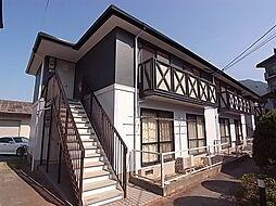 東鋼ハイツB棟[201号室]の外観