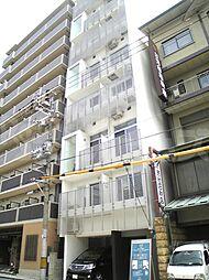 京都府京都市上京区東堀川椹木町上る五町目の賃貸マンションの外観
