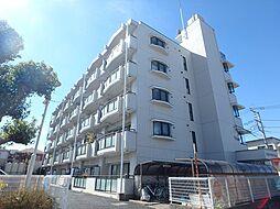埼玉県上尾市中妻3丁目の賃貸マンションの外観