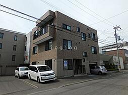 札幌市営東西線 琴似駅 徒歩8分の賃貸アパート