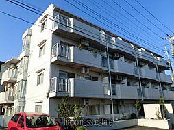 神奈川県相模原市中央区矢部3丁目の賃貸アパートの外観