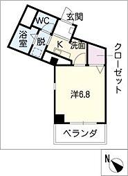T's Dream[3階]の間取り